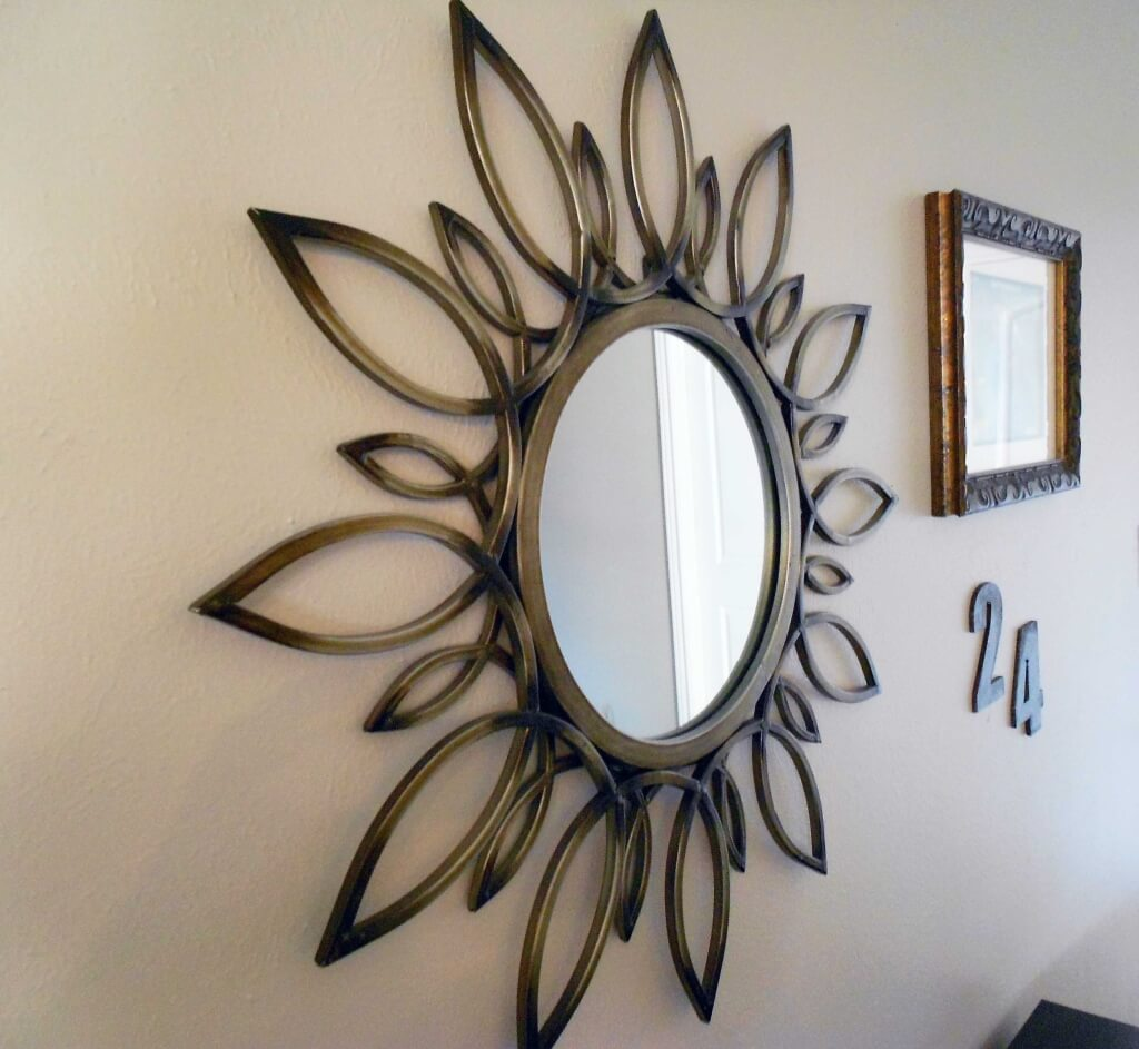 Beautiful Small Decorative Wall Mirrors