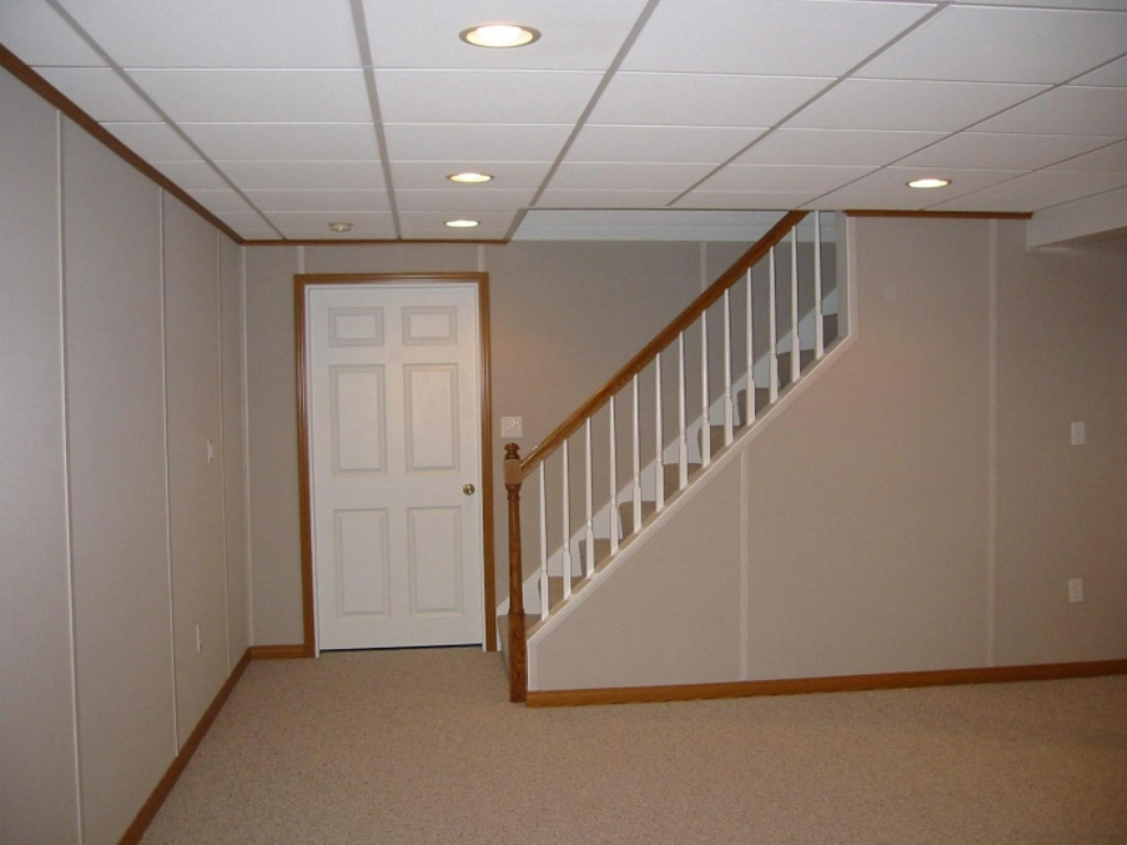 Picture of: Best Basement Wall Paneling