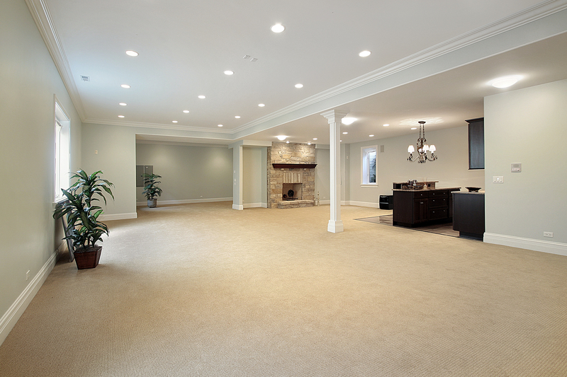 Best Color To Paint Basement And Lamps