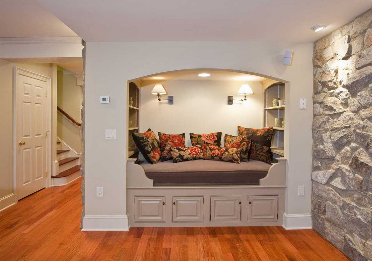 Best Color To Paint Basement Small