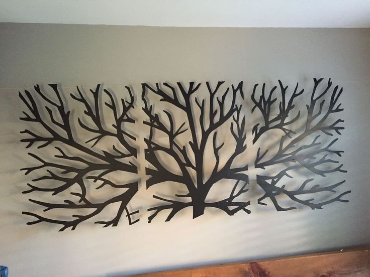 Image of: Best Modern Metal Wall Decor