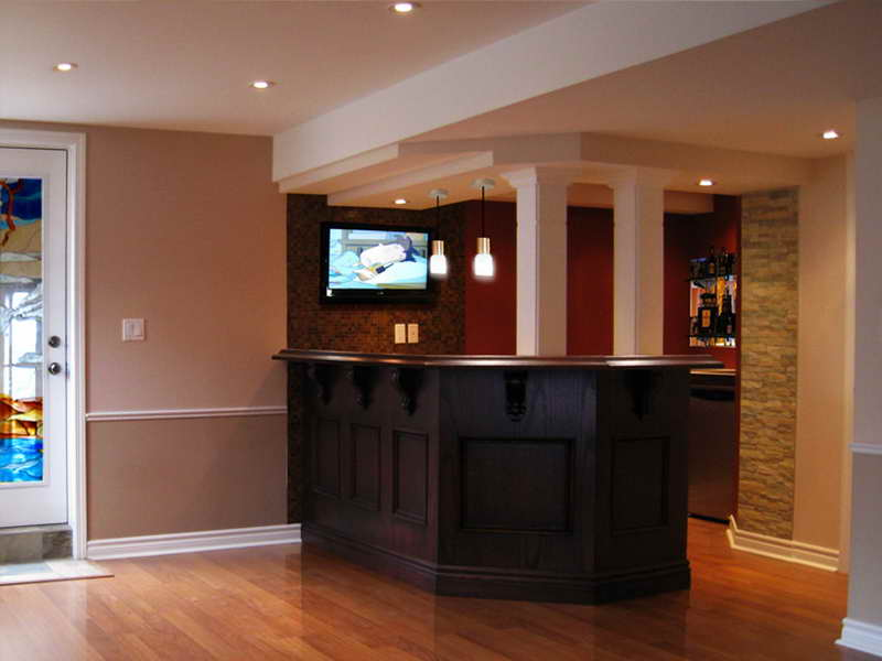 Best Small Basement Bar