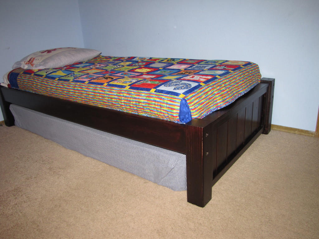 Bunk Beds With Twin Bed With Mattress Included