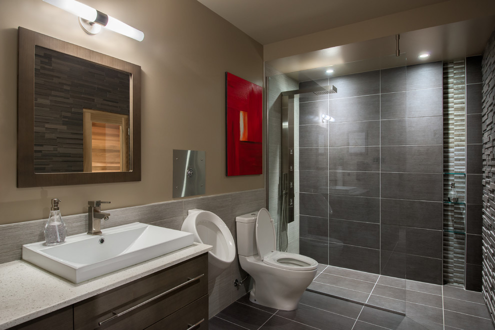 Picture of: Charming Basement Bathroom Designs
