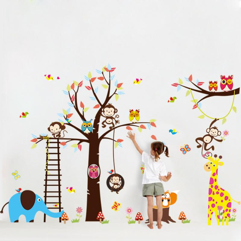 Image of: Cheap Wall Stickers Decor Modern