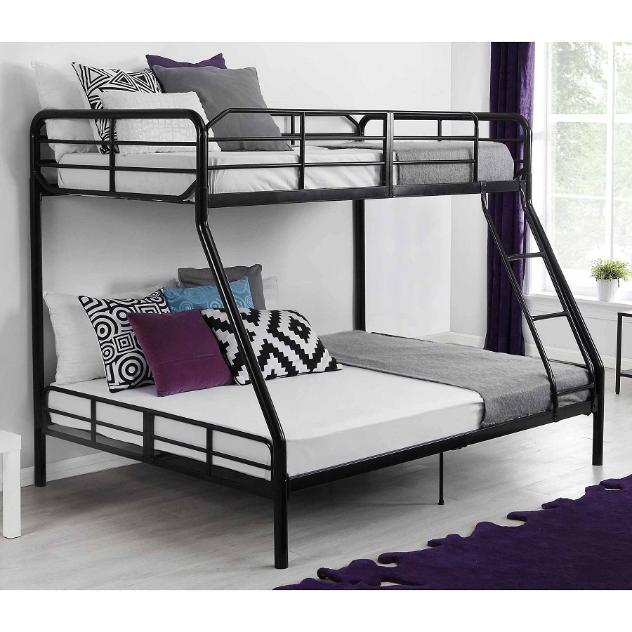 Image of: Child Full Size Bunk Bed Mattress