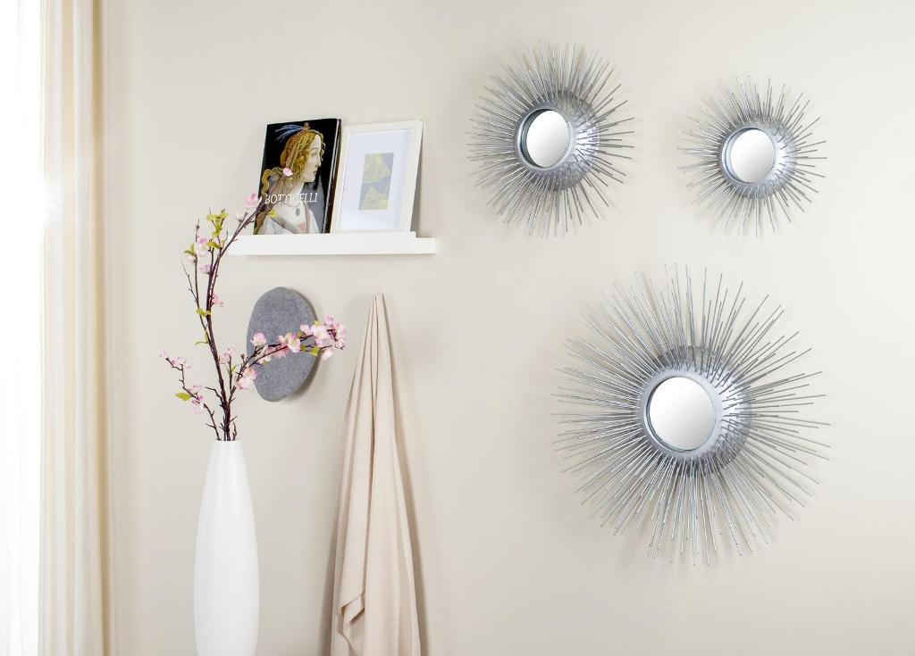 Good Mirror Sets Wall Decor Ideas