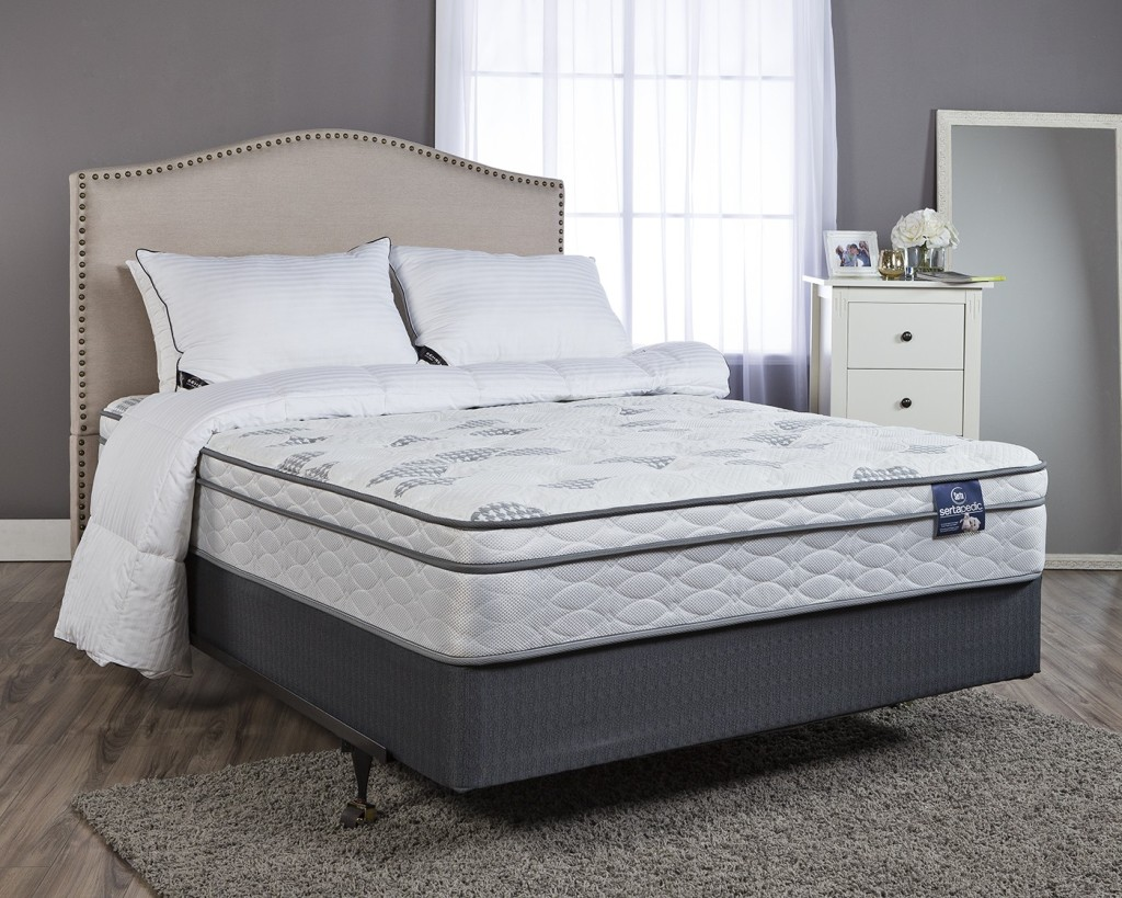 Contemporary Twin Mattress And Box Spring