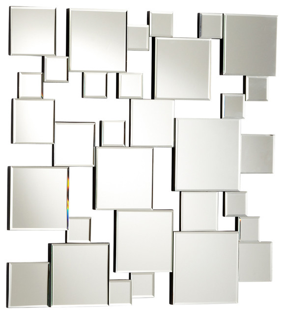 Contemporary Wall Mirrors Decorative Design