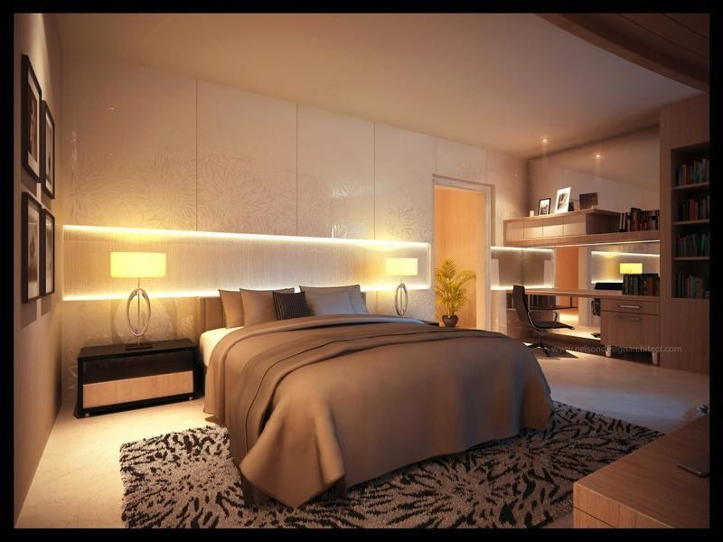 Picture of: Cool Basement Bedroom Ideas