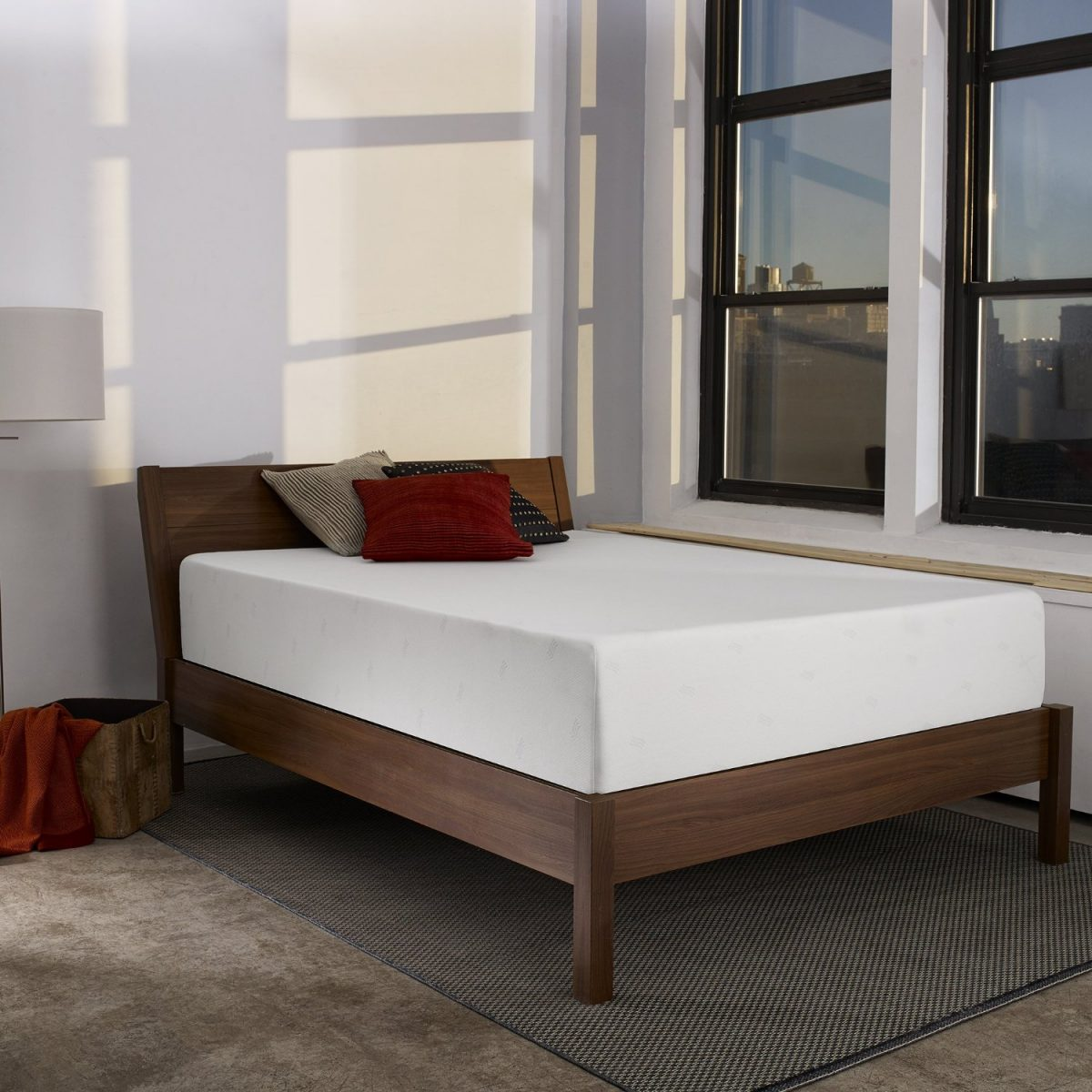 Image of: Cool Queen Mattress Cover Renovations