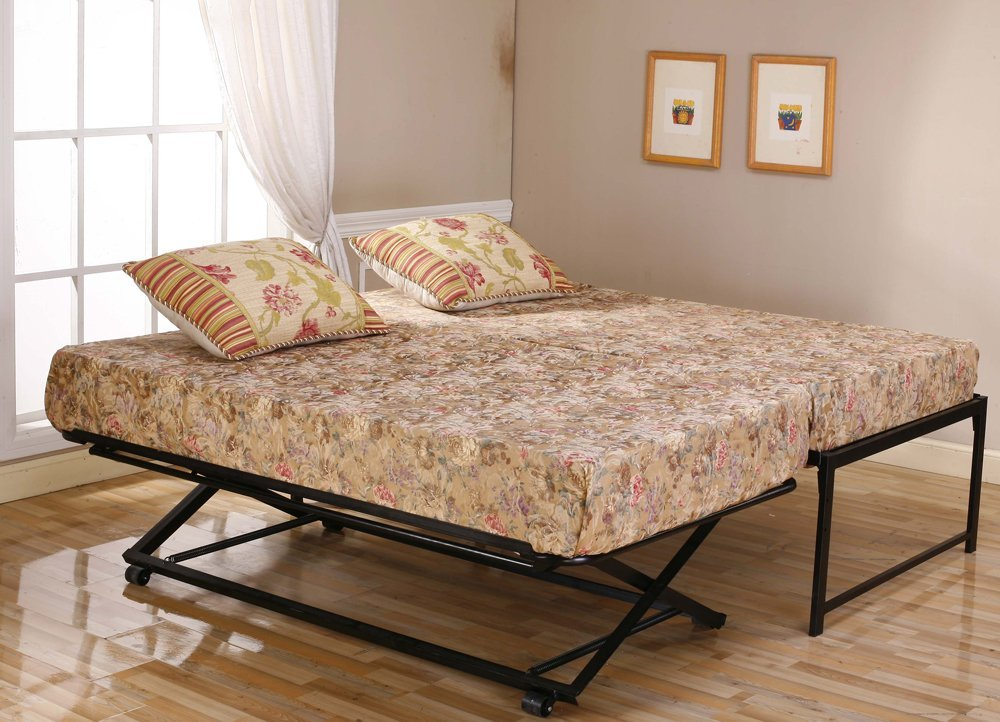 Crib With Twin Bed With Mattress Included