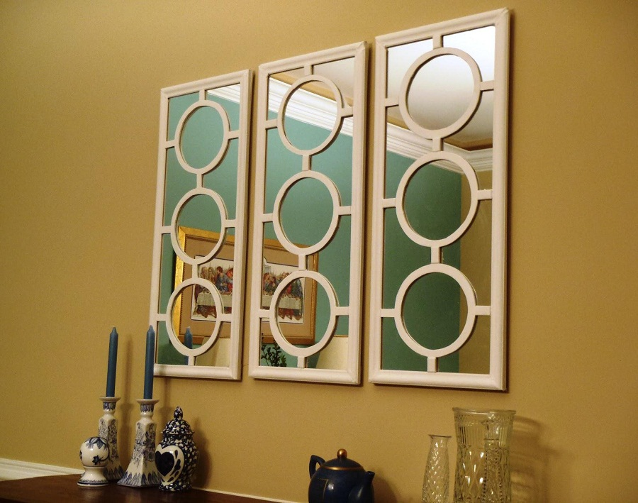 Decorative Wall Mirrors For Living Room Ideas