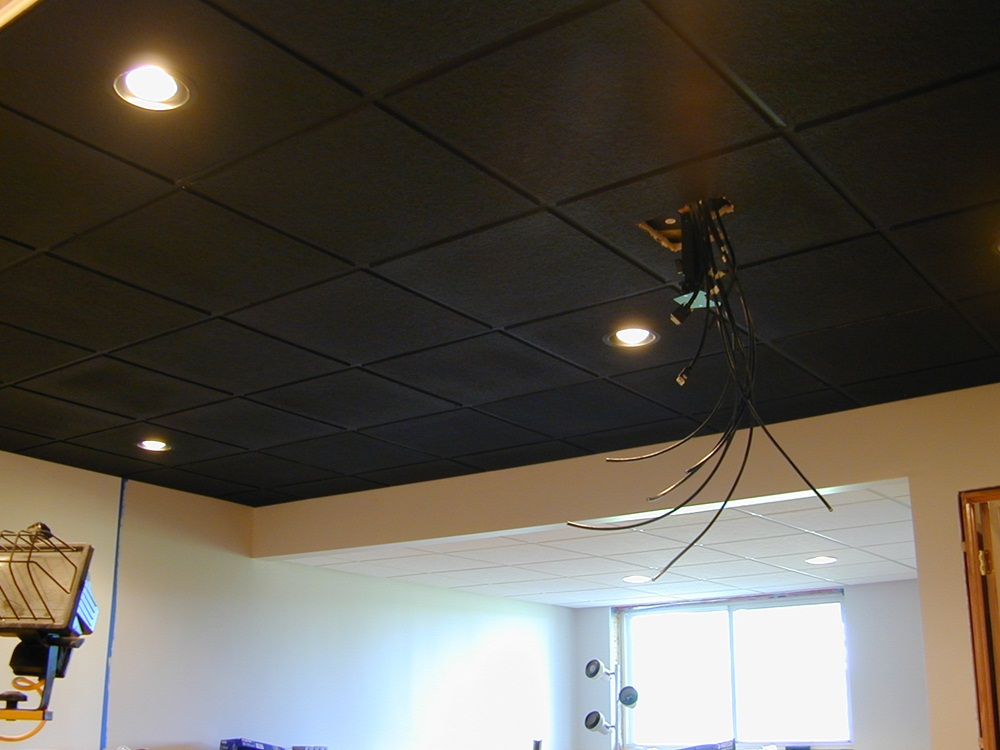Design Drop Ceiling Ideas Basement