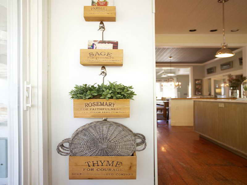 Picture of: Diy Kitchen Wall Art Decor