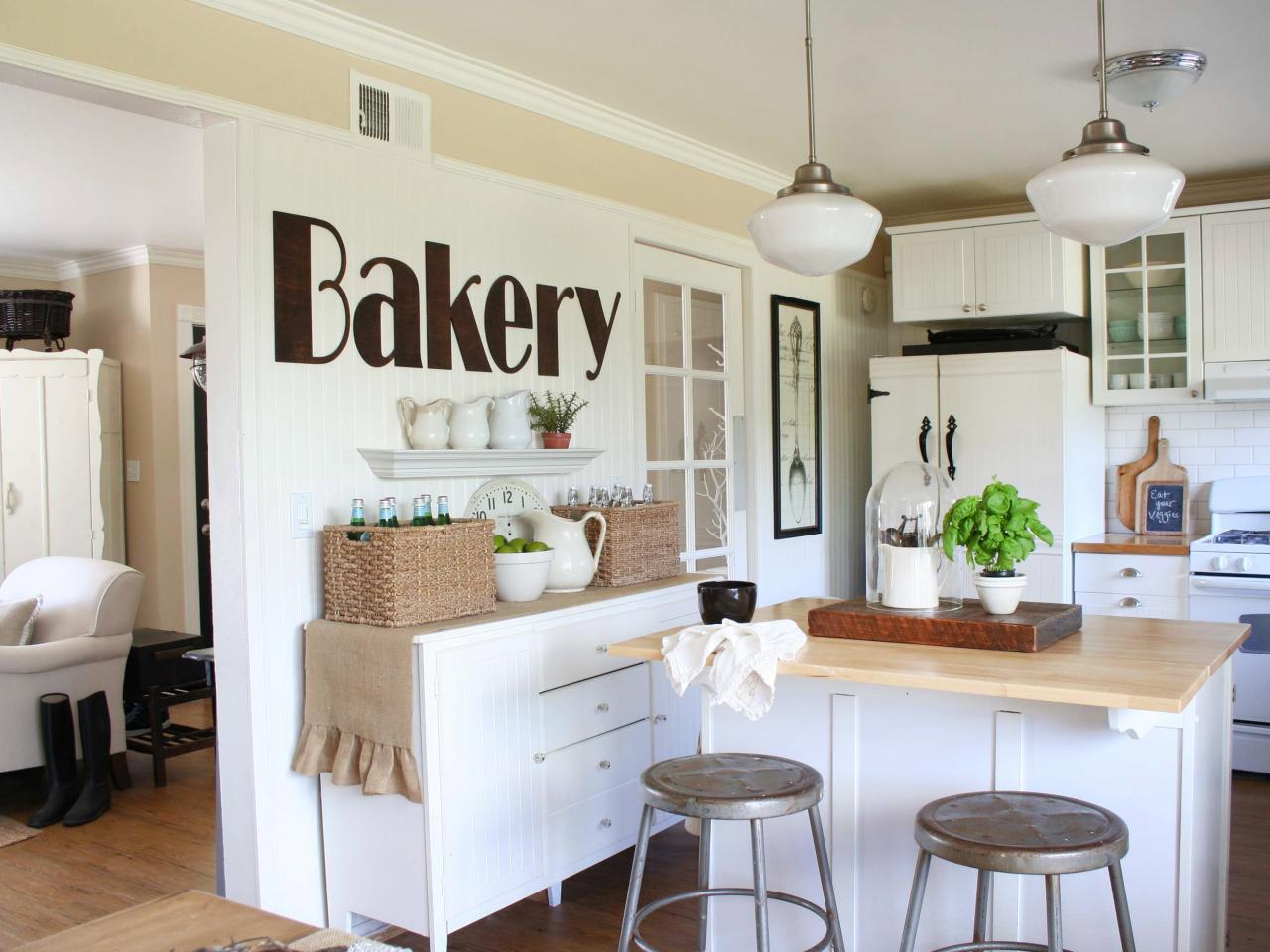Diy Kitchen Wall Decor Pictures