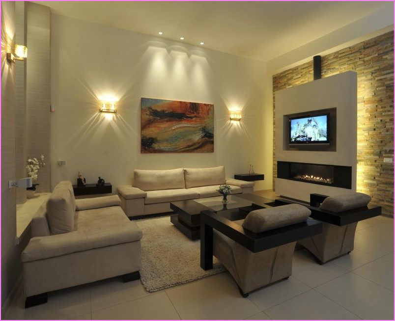 Picture of: DIY Living Room Decor Painting