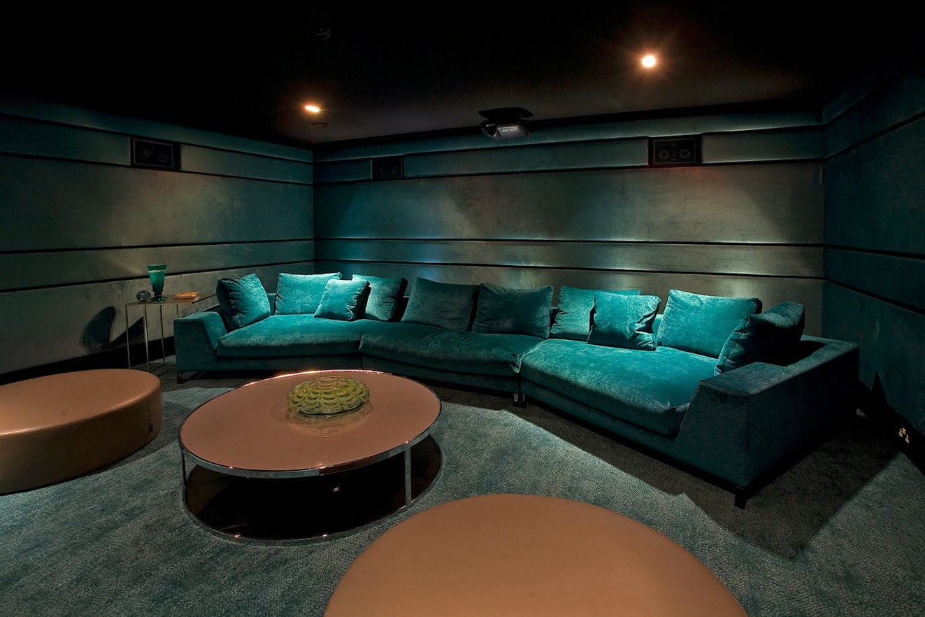 Famous Basement Interior Design Ideas