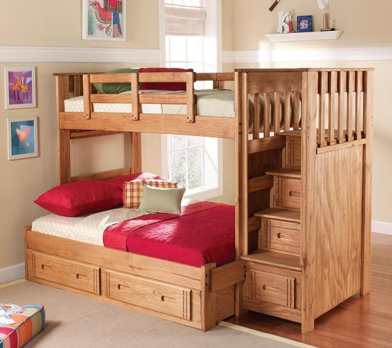 Image of: Full Size Bunk Bed Mattress