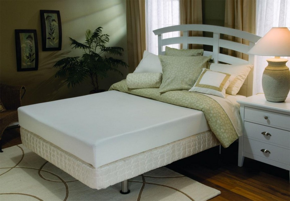 Full Size Pillow Top Mattress Furniture