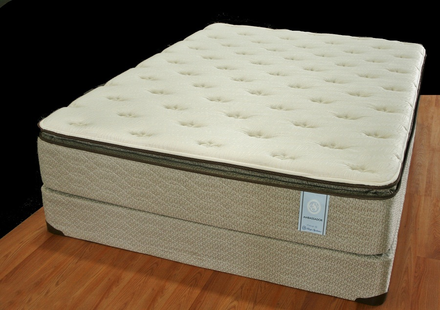 Full Size Pillow Top Mattress Type