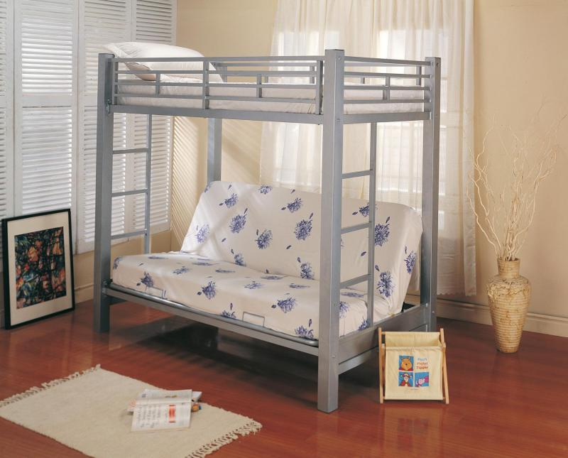 Futon With Twin Bed With Mattress Included