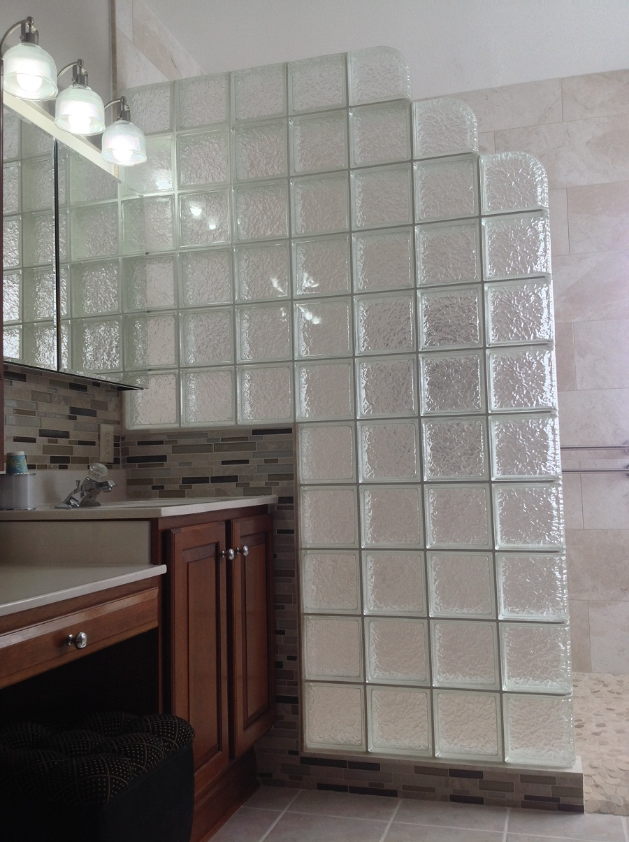 Picture of: Glass Block Basement Windows Large