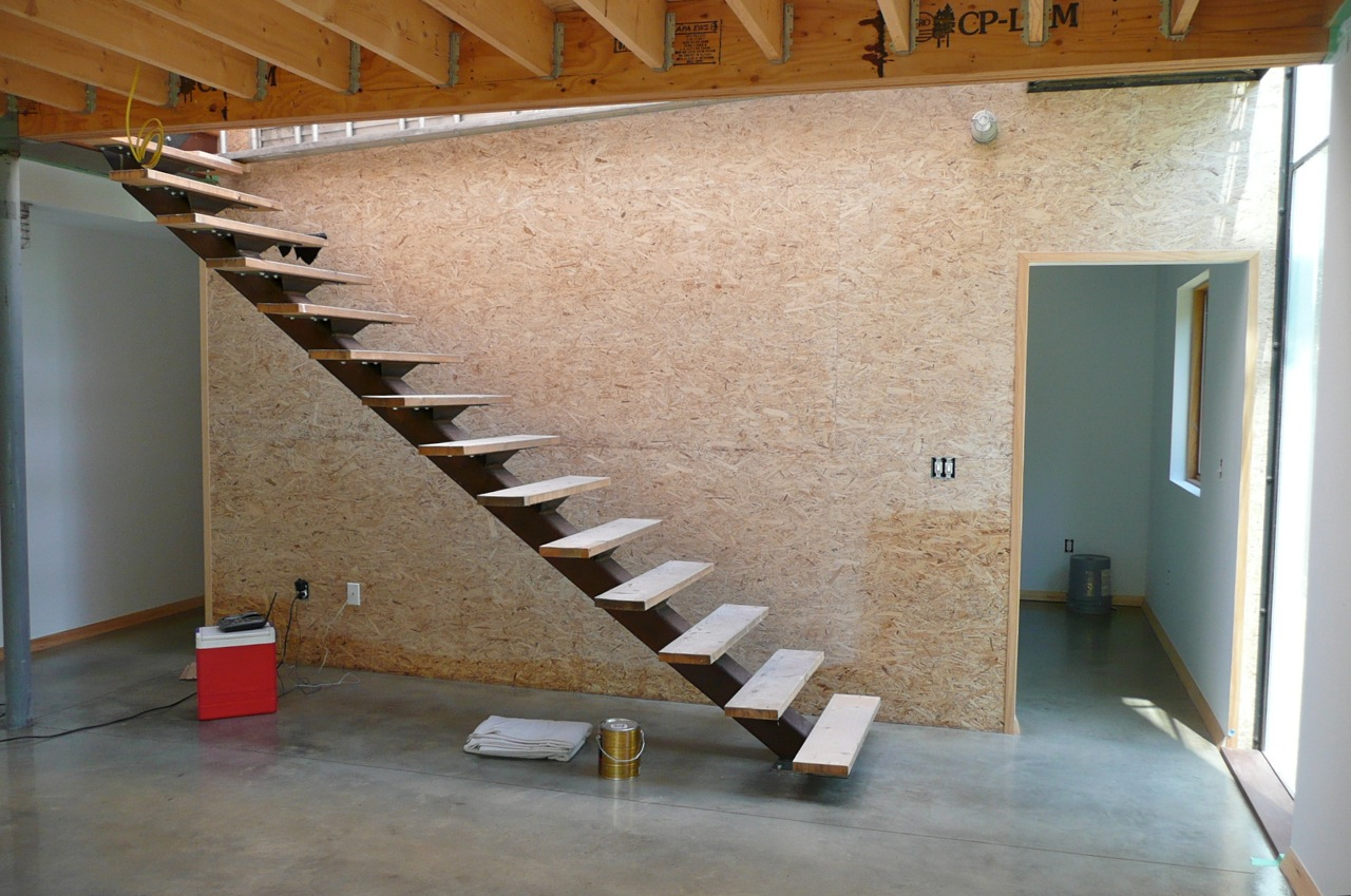 How To Build Basement Stair Kits