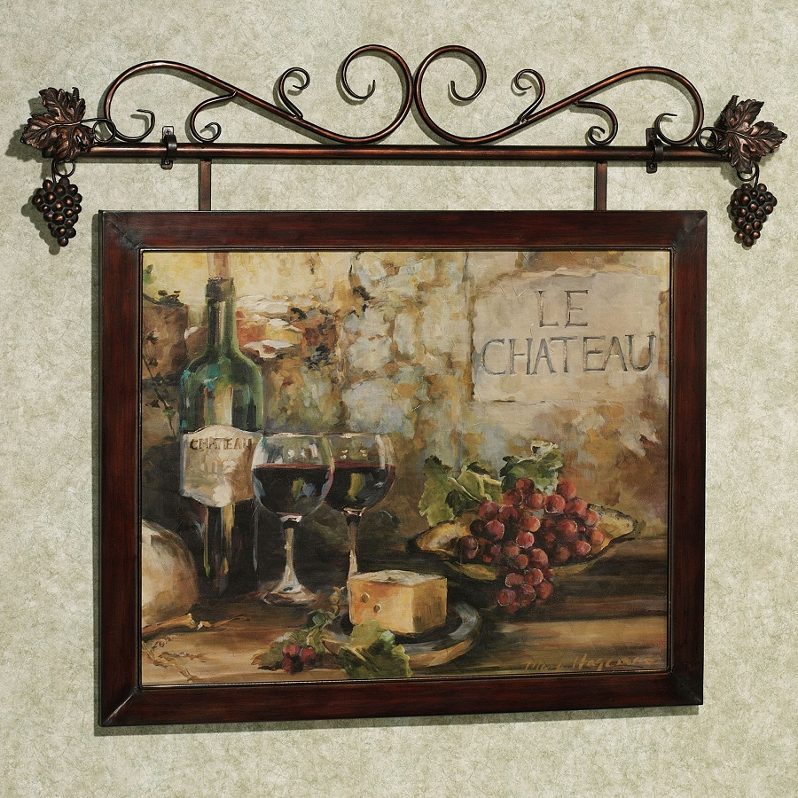 Picture of: Hanging Kitchen Wall Art Decor