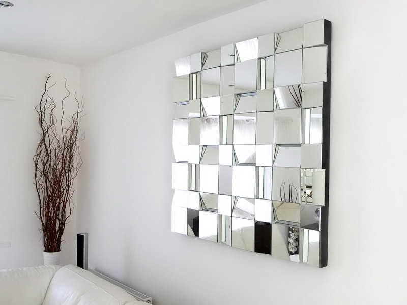 Image of: Home Decor Wall Mirrors Awesome
