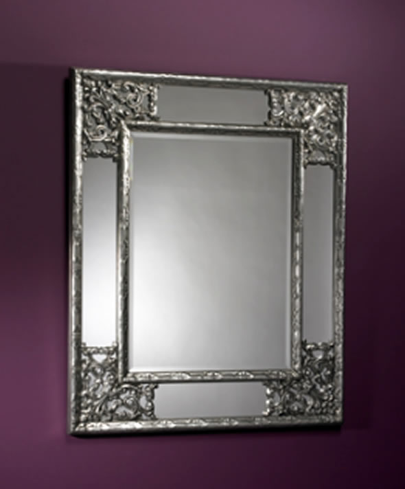 Image of: Home Decor Wall Mirrors Large