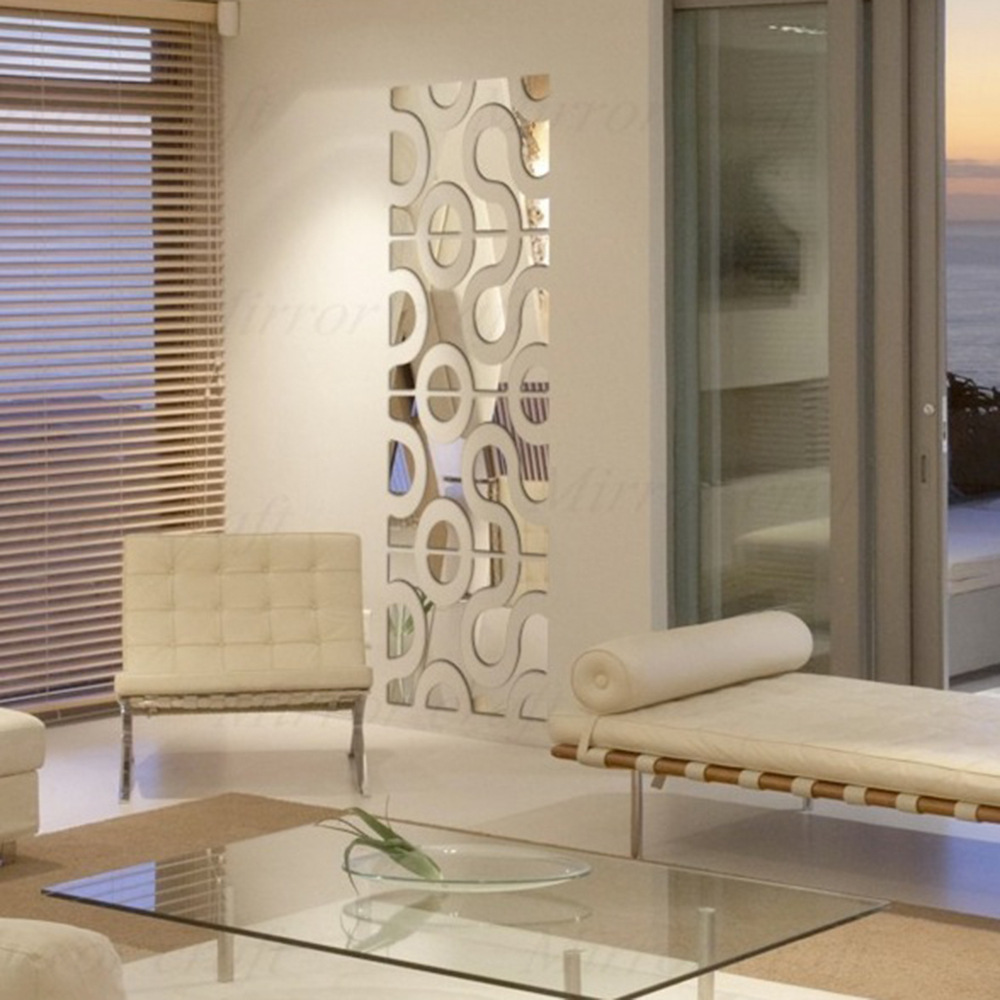 Image of: Home Decor Wall Mirrors Modern