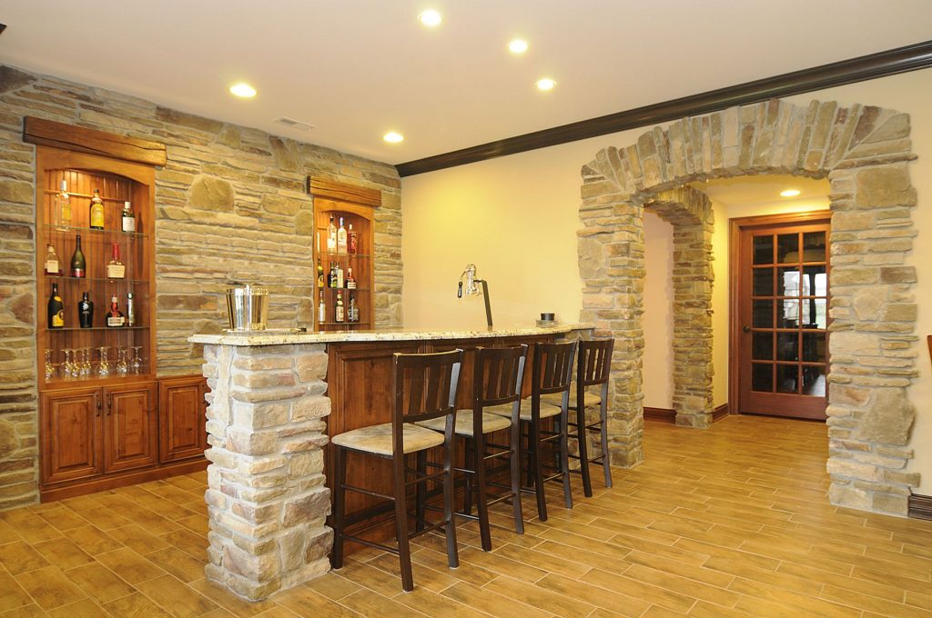 How To Remodel A Basement On A Budget Brick