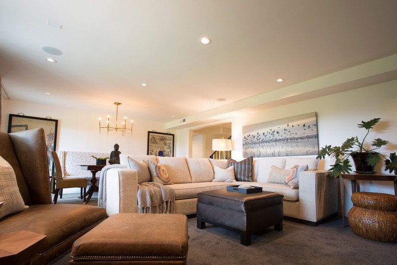 How To Remodel A Basement On A Budget Ceiling