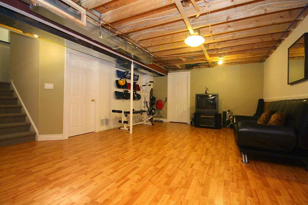 How To Remodel A Basement On A Budget Diy