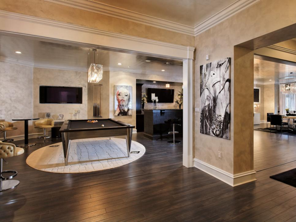 How To Remodel A Basement On A Budget Floor