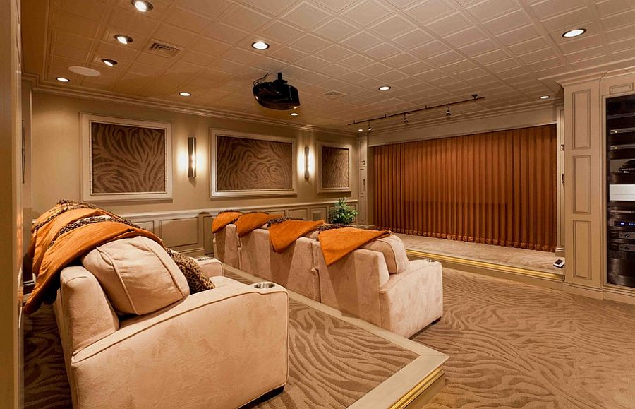 How To Remodel A Basement On A Budget Lamps