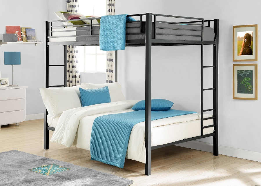 Image of: Ideas Full Size Bunk Bed Mattress