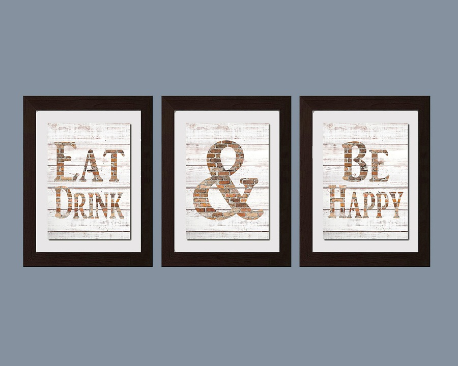 Picture of: Ideas Kitchen Wall Art Decor
