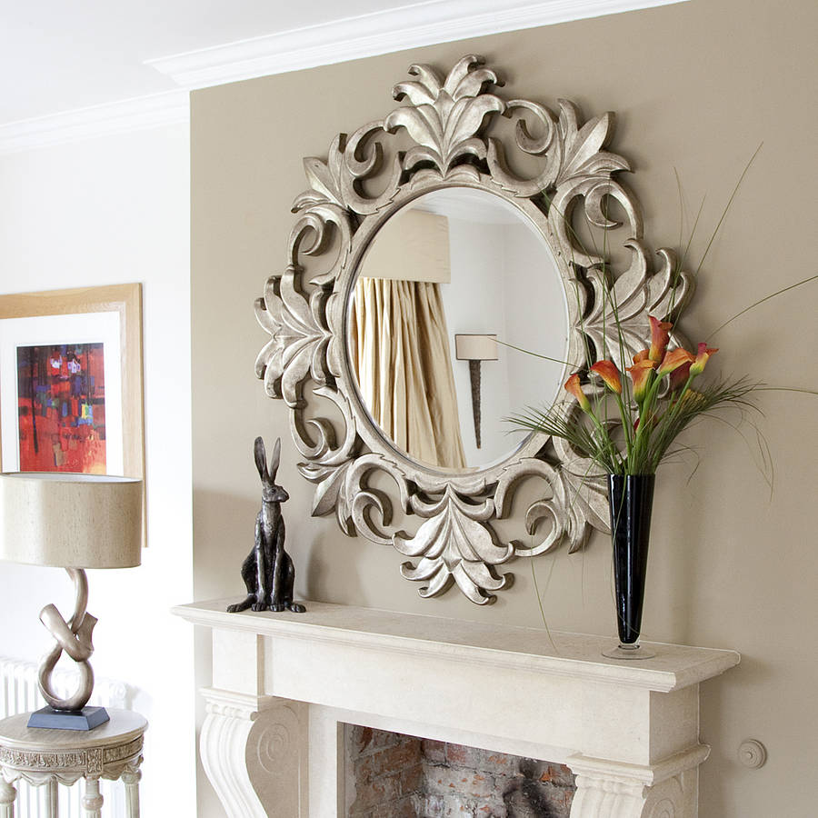 Image of: Image Modern Decorative Wall Mirrors