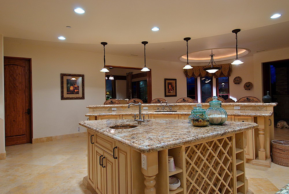 Kitchen Basement Recessed Lighting
