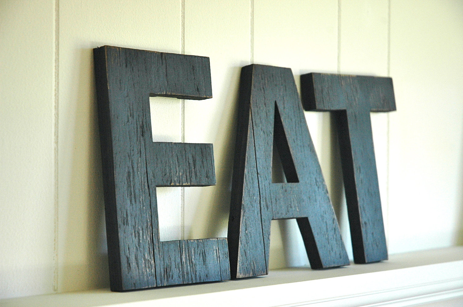 Picture of: Kitchen Wall Art Decor Wood