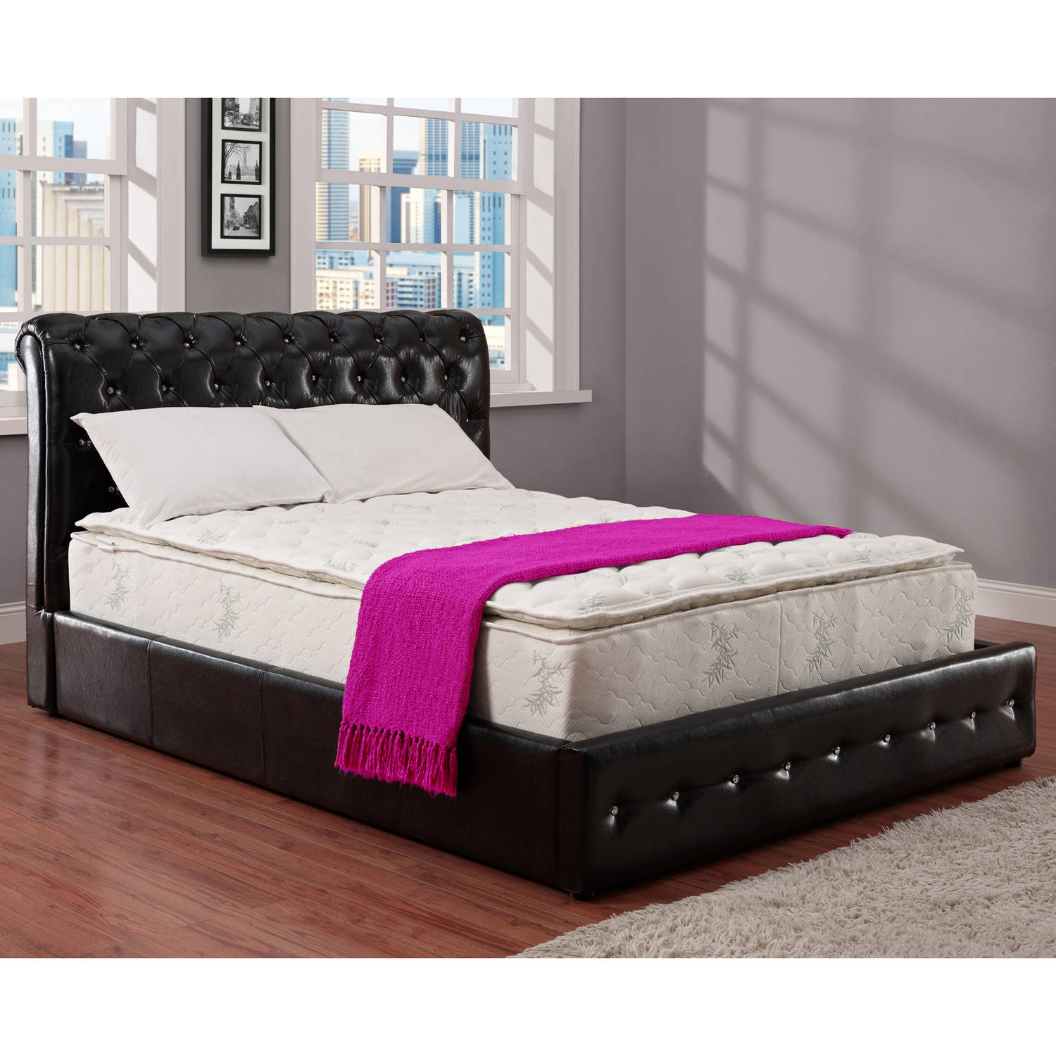 Ideal Full Size Pillow Top Mattress