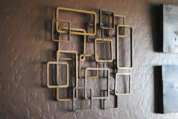 Modern Metal Wall Decor Accessories