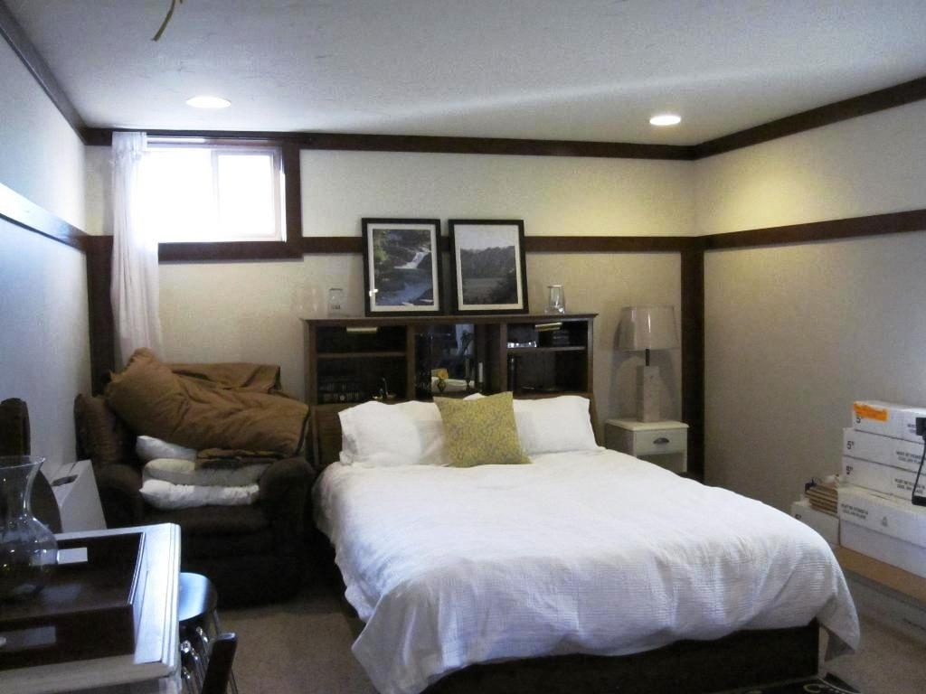 Picture of: New Basement Bedroom Ideas