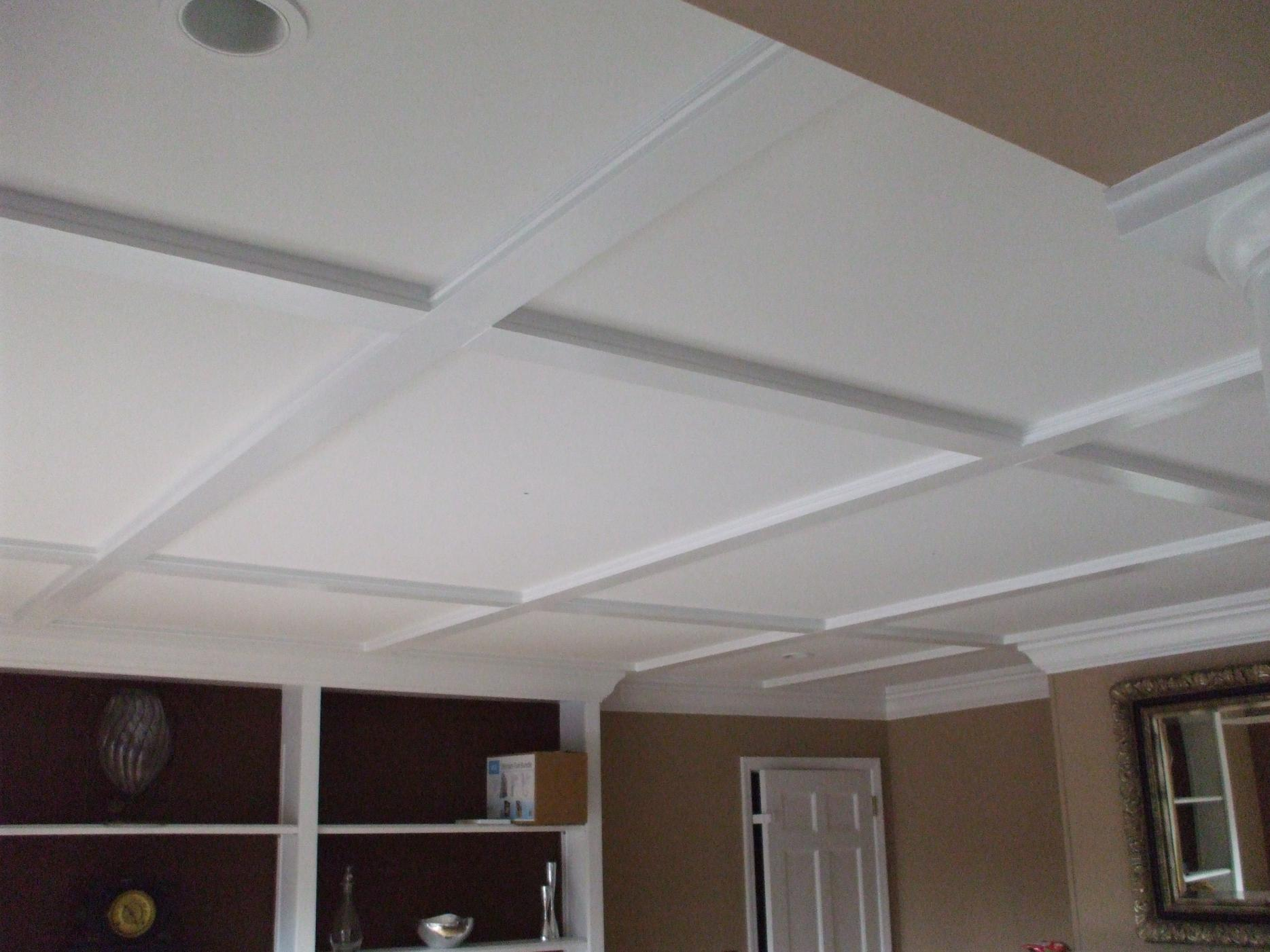 New Easy Basement Ceiling Ideas