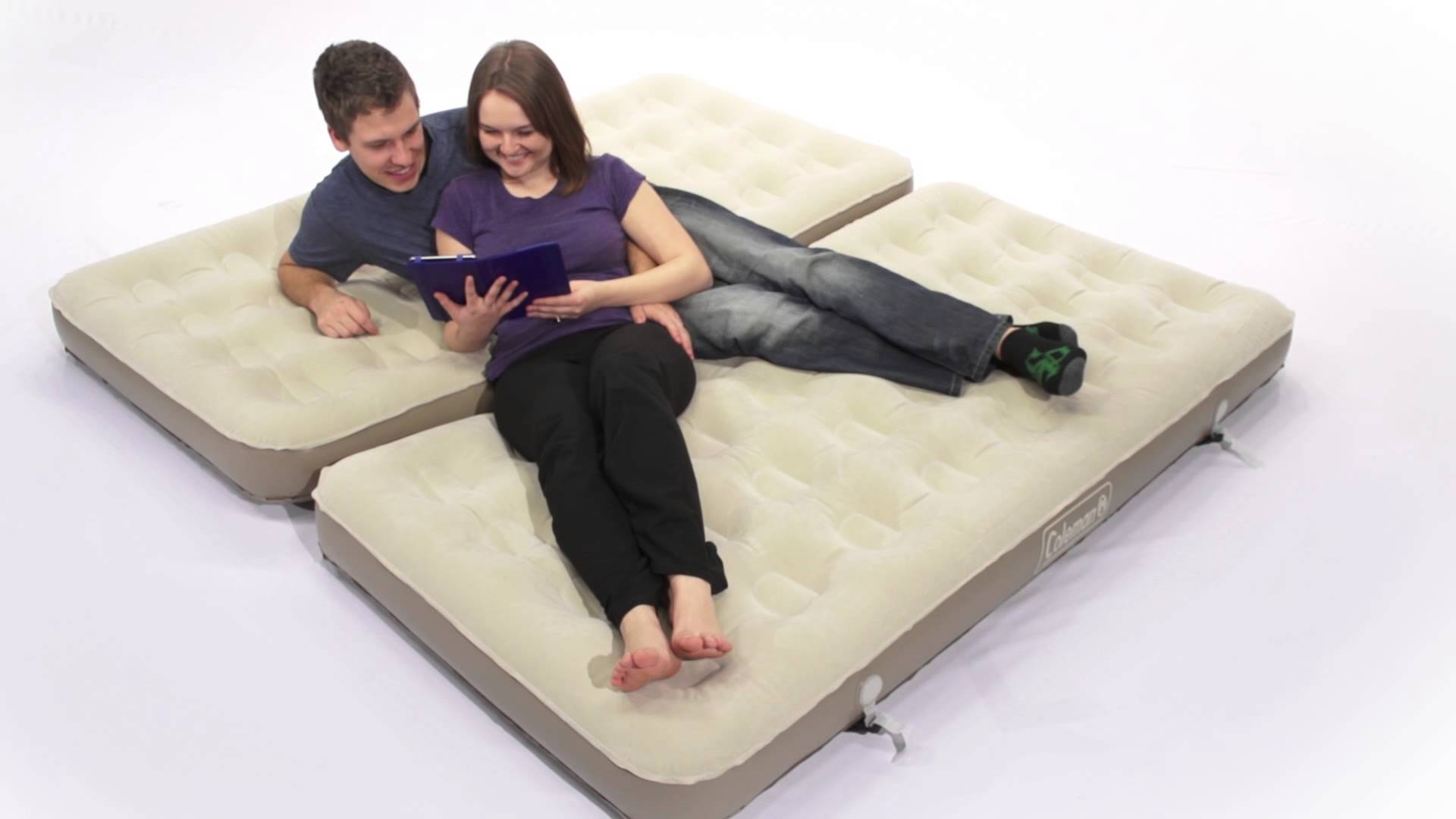 New Twin Blow Up Mattress