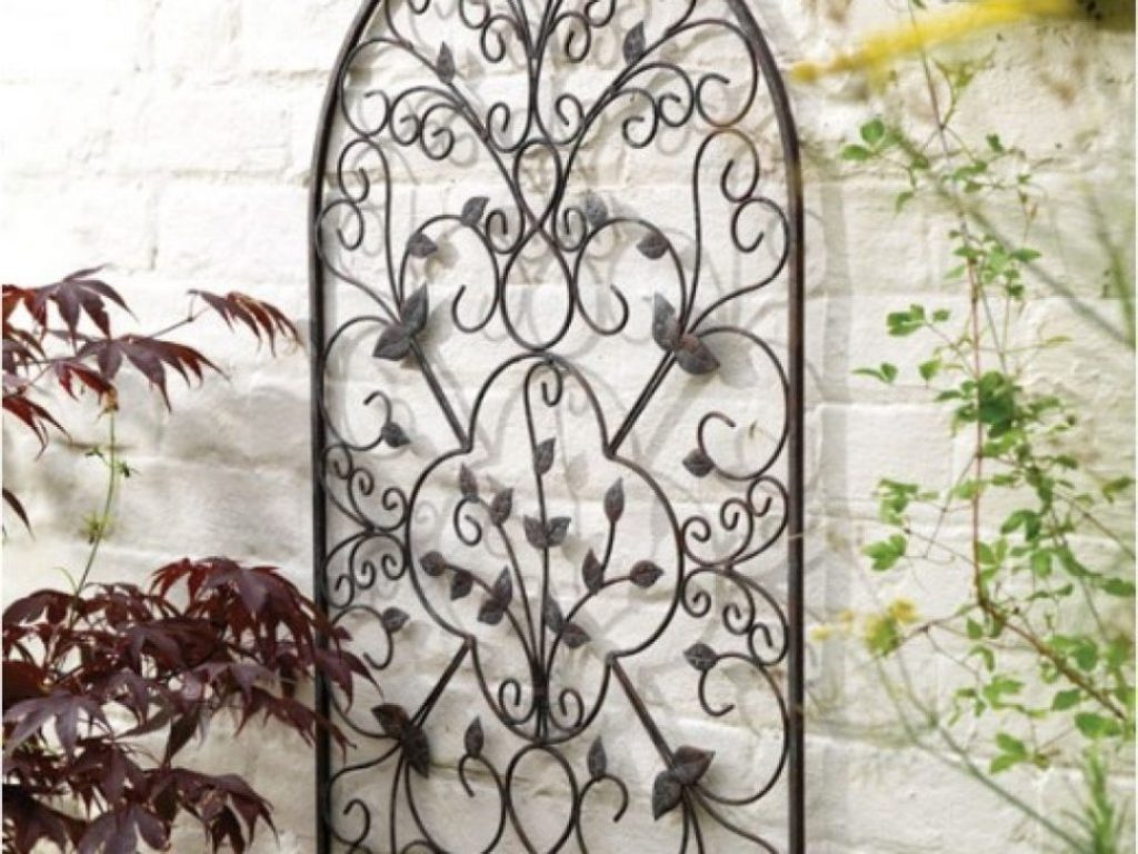 Outdoor Iron Wall Decor And Art