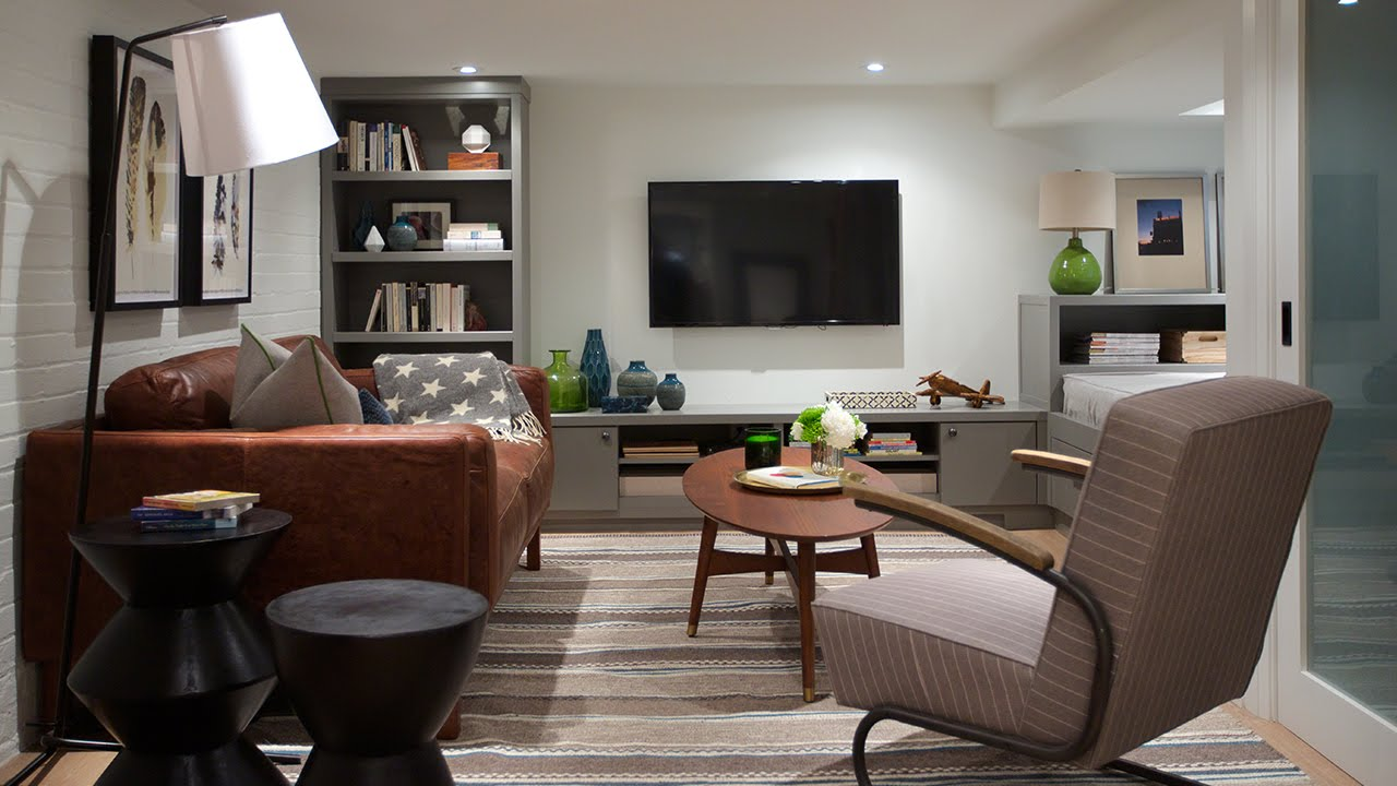 Perfect Basement Interior Design Ideas