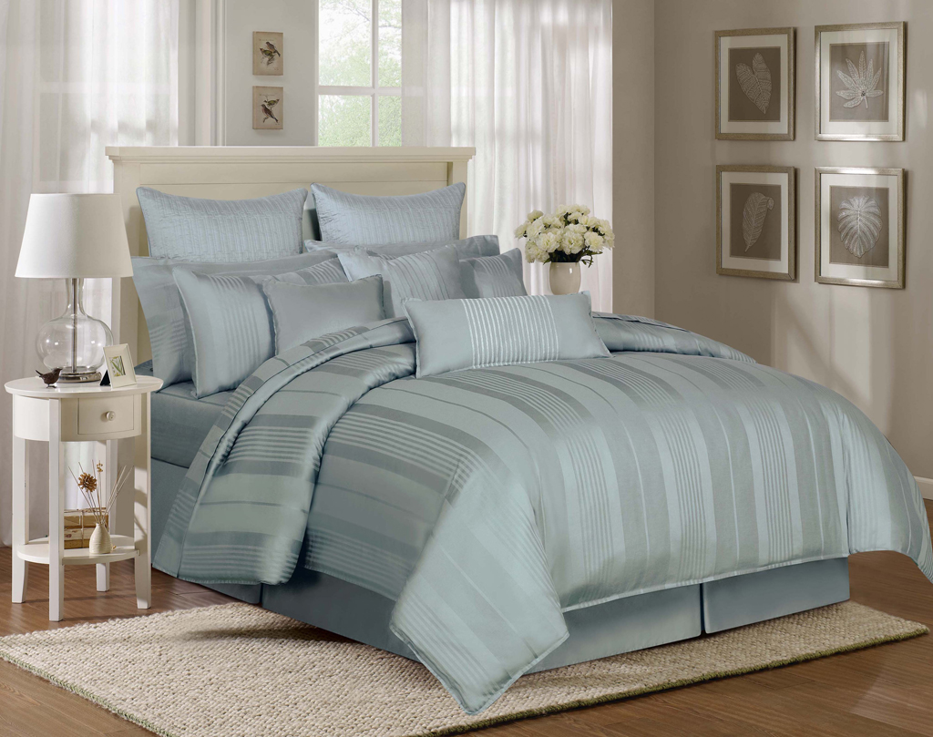 Image of: Queen Mattress and Frame Set